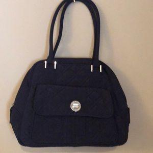 Vera Bradley bag with lots of room!